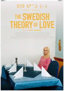 Poster Swedish Theory of Love Lars Tunbjo¦łrk