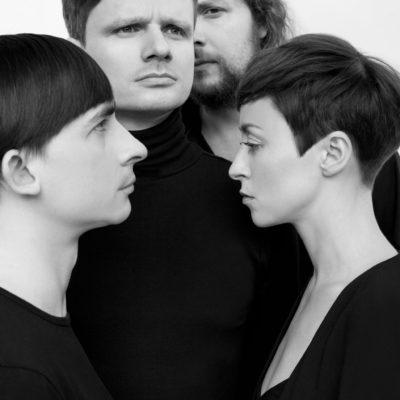 Shy Albartoss / Ula Stosio / Ewelina Serafin Quartet