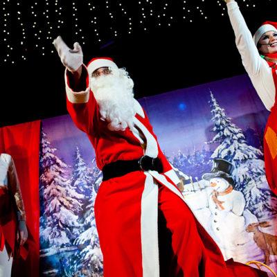 Wyprawa na ratunek Świętego Mikołaja
