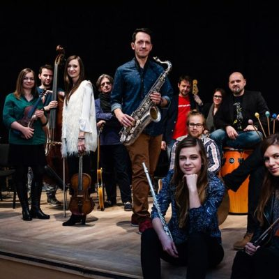 "Koncert 3275 kg Orchestra: Daniel Polkowski ""CONNECTIONS"" – koncert premierowy"
