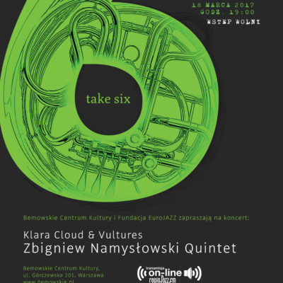 Take Six – sześć lat e-miesięcznika JazzPRESS