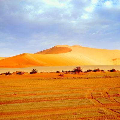 Namibia – kraj kontrastów i przygód