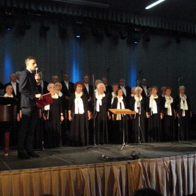 """Koncert Chóru Miejskich Zakładów Autobusowych """"Surma"""""""