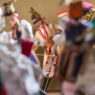 """Państwowe Muzeum Etnograficzne, wystawy stałe """"Czas Świętowania"""" oraz """"Biblia Pauperum. Sztuka uBogich i wykluczonych"""""""