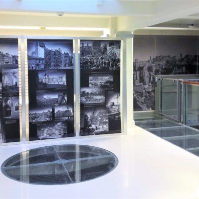 Centrum Interpretacji Zabytku Oddziału Muzeum Warszawy – wystawa stała
