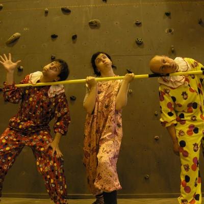 Teatralny Poranek Bajkowy: Cyrk na walizkach