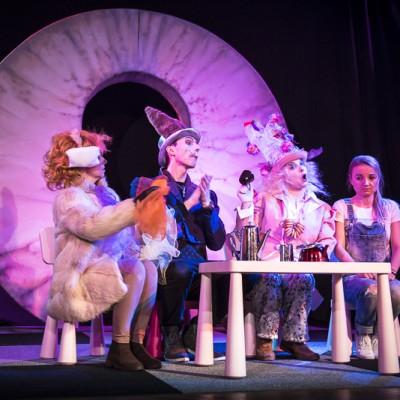 Spektakl dla dzieci: Alicja w Krainie Czarów