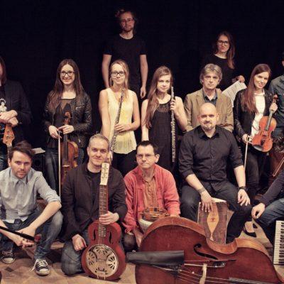 """3275 Kg Orchestra prezentuje: Tadeusz Czechak """"ORIENTOSCOPE"""""""