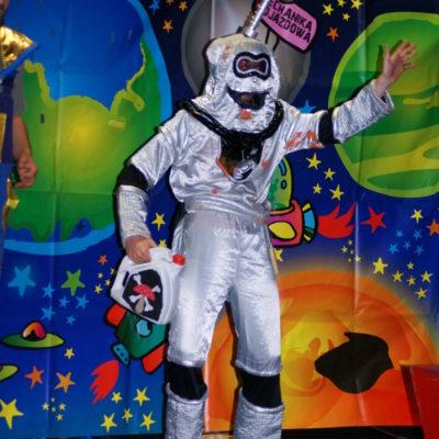 Profesorek Wodorek w Kosmosie