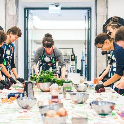 Warsztaty i spotkanie z Kuchnią Konfliktu