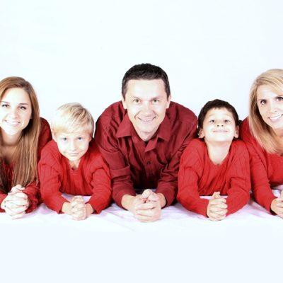 Zumba dla rodziców z dziećmi