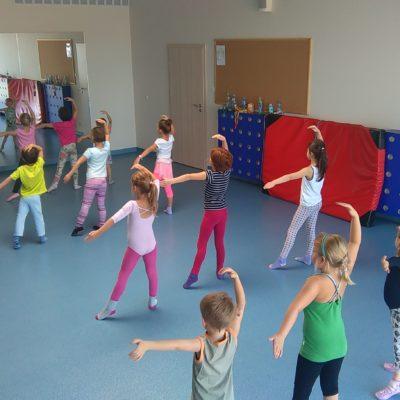 Zespół Taneczno-Akrobatyczny 1A, 2A, 3A, 4A