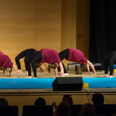 Akrobatyka 1E i 2E