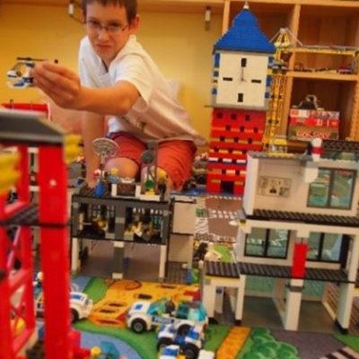 Wakacyjne Twórcze budowanie z klocków lego