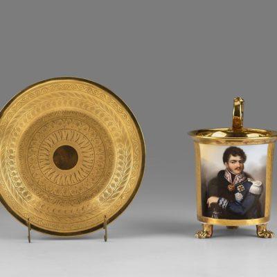 Senior w Muzeum: wystawa Biedermeier