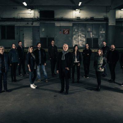 "3275 kg Orchestra – Maciej Trifonidis ""Nomads"""