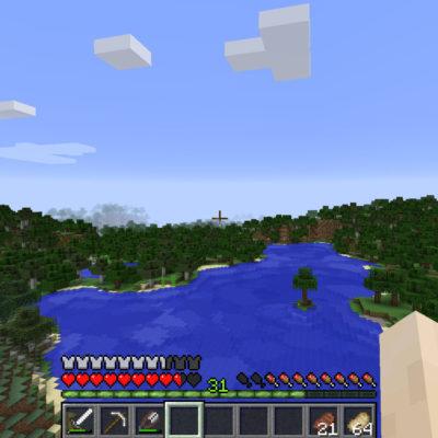Magia Programowania w Minecraft (poziom średnio zaawansowany)
