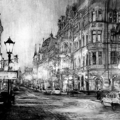 Rysunek i szkic w ferie – zajęcia online