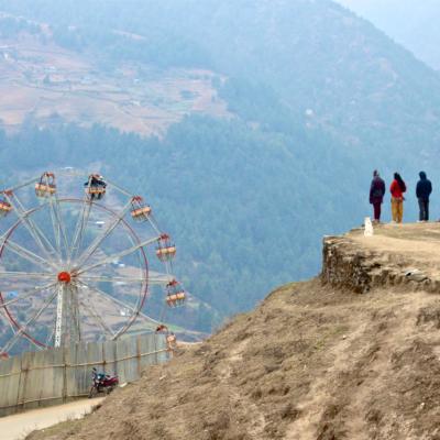 Nepal: Podróż na Wschód (od Bemowa)