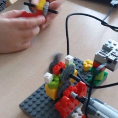 Wakacyjna robotyka dla przedszkolaków