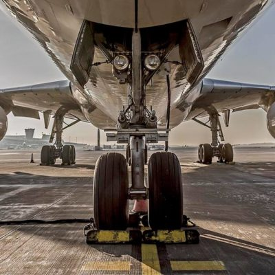 Tam gdzie zaczynają się dalekie podróże – fotografia lotnicza
