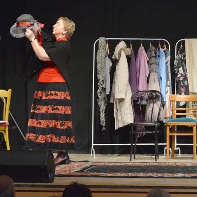 "Spektakl ""Teatr Widmo"""