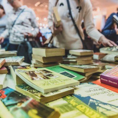 Bemowska Wymiana Książek / Обмiн Книжками/ Bookcrossing