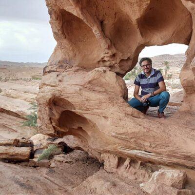 Maroko – w poszukiwaniu malunków naskalnych i agadirów